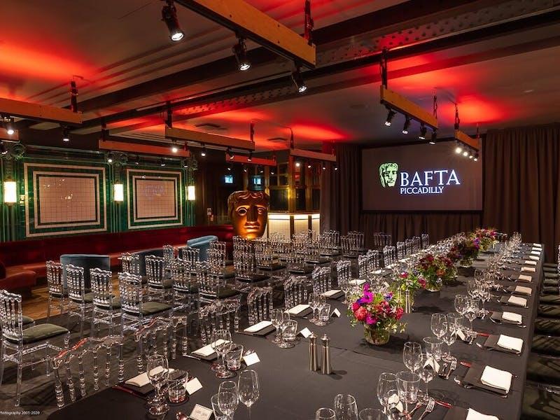 BAFTA chooses VDC for its redevelopment