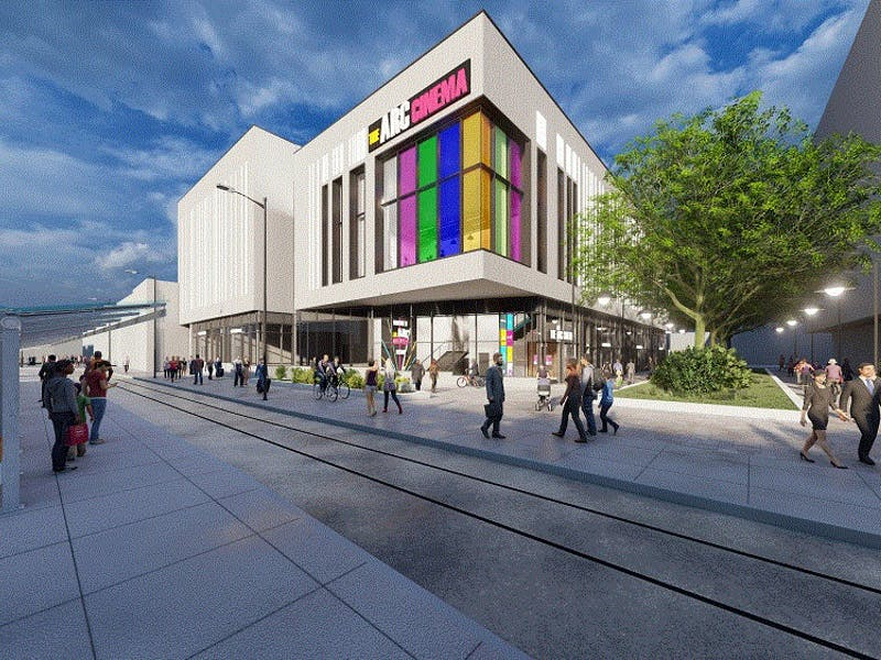 The 8-screen Arc Cinema in Beeston chooses VDC and Van Damme