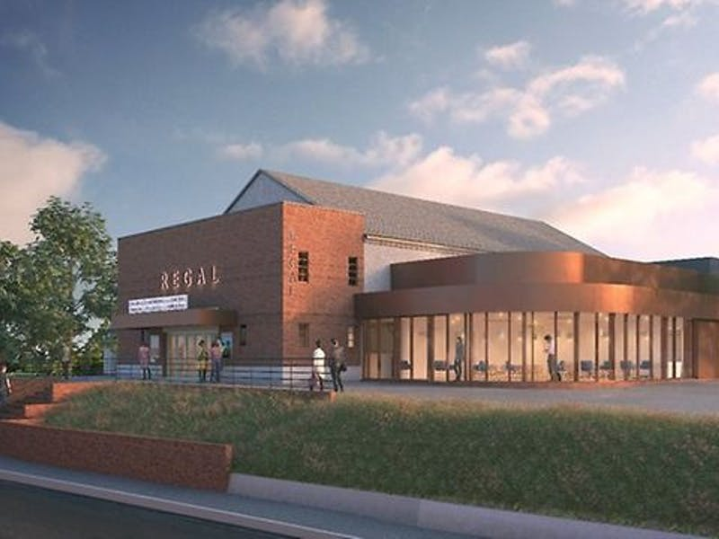 VDC plays a key part in the refurbishment of Regal Theatre, Stowmarket